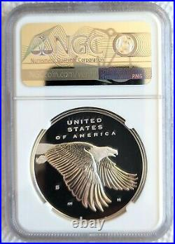 2017 S Silver 1 oz Medal American Liberty 225th Anniversary NGC PF70 ULTRA CAMEO