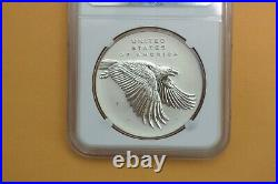 2017P Reverse Proof 225th Ann American Liberty Silver Medal 1oz NGC PF70 JEPPSON