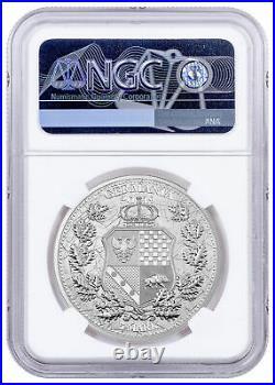 2019 Allegories Germania & Columbia 1 oz Silver Medal NGC MS70 FR SKU60480