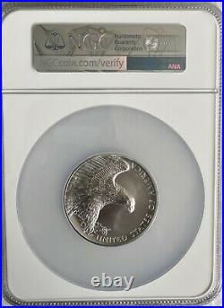 2019 P Silver American Liberty High Relief Medal NGC SP69 Early Releases Limited