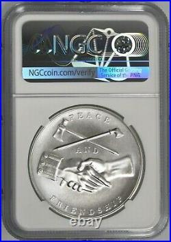 (2020) 1oz Silver Medal Andrew Jackson U. S. Mint Presidential Series NGC MS70 ER
