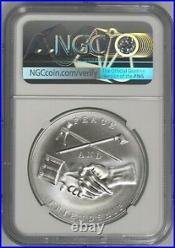 2020 1oz Silver Medal Andrew Jackson U. S. Mint Presidential Series NGC MS70 FDOI