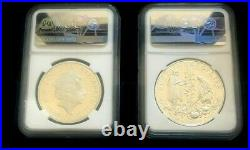 2020 Mayflower 400th Anniversary Silver Coin Proof & Medal Set NGC PF70 UC -COA