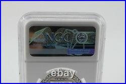 Apollo Soyuz 1975 Robbins Medallion (NGC Silver Medal) Not Flown in Space