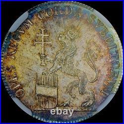 Finest Known @ Pcgs & Ngc Ms63 1790 Austria Leopold II Coronation Ducat Toned