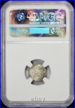 Finest @ Pcgs & Ngc Ms66 1808 Ferdinand VII Proclamation Silver Medal Herrera-4