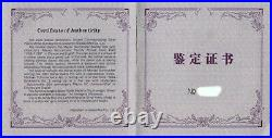 NGC PF70 China 2020 Macau Numisatic Society Expo Show Panda Silver Medal 2oz COA